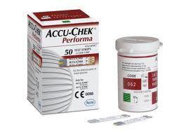 Accu-Chek Performa Strips 50