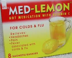 Med-Lemon Sachets 8 Regular 5227