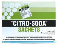 Citro Soda Sachets 4gm X 30