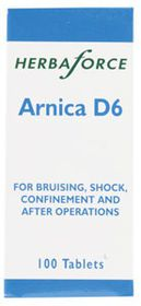 Herbaforce Arnica D6 Tablets 100