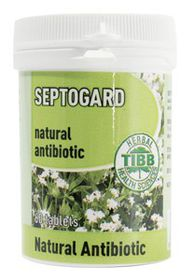 Tibb Septogard Tablets 60