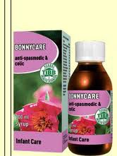 Bonnycare Syrup 100ml Tibb