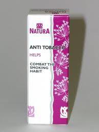 Natura Anti-Tobacco Liquid - 25ml