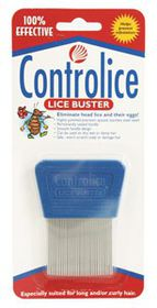 Controlice Lice Buster Comb - Singles