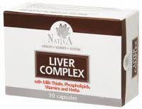 Liver Complex Capsules 30