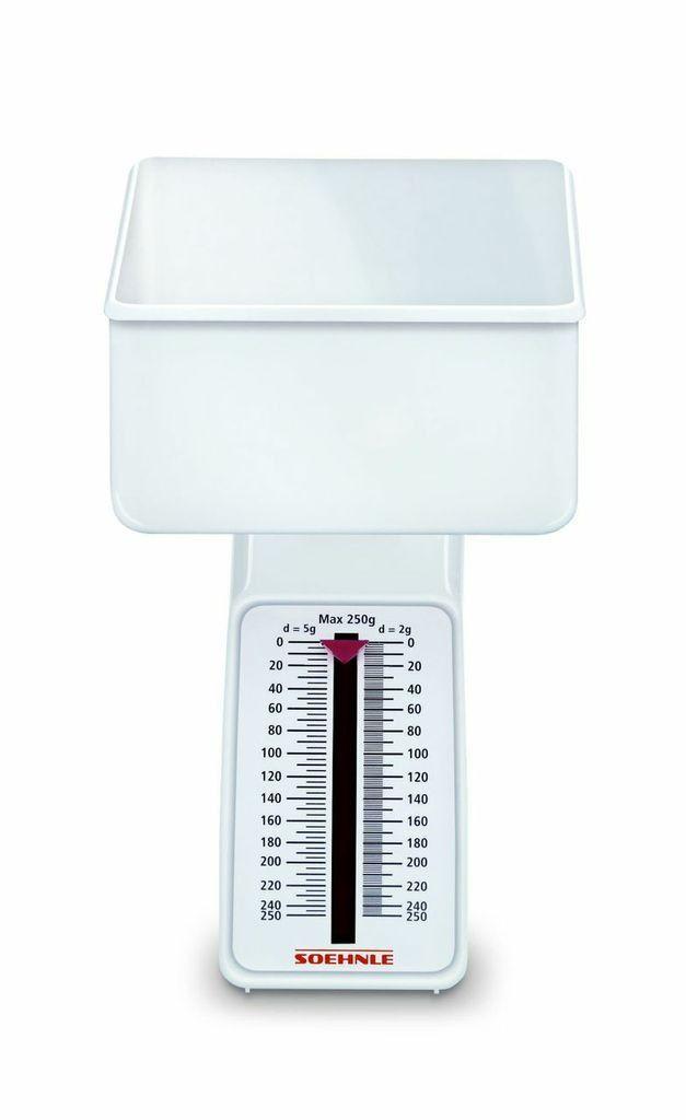 Soehnle   Analogue Kitchen Scale   Combi White ...