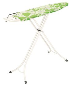 Brabantia - Ironing Board With Steam Iron Rest - Frame White - (110cm x 30cm)