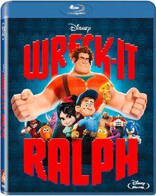 Wreck-It Ralph (Blu-ray)