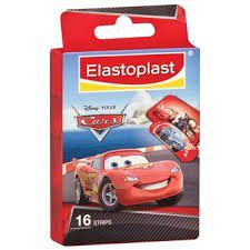 Elastoplast Disney Cars 16 48581