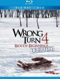 Wrong Turn 4 (Blu-ray)