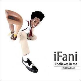 Ifani - I Believes In Me [1st Quadrant] (CD)