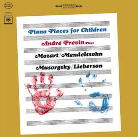 Previn, Andre - Piano Pieces For Children (CD)
