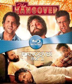 Hangover 1 & Hangover 2 (Blu-ray)