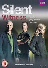 Silent Witness: Series 15 and 16 (Import DVD)