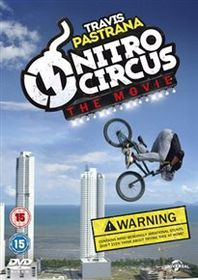 Nitro Circus: The Movie (Import DVD)