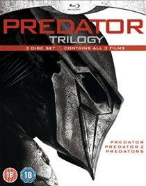 Predator Trilogy (Import Blu-ray)