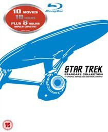 Star Trek: The Movies 1-10 (Blu-ray)