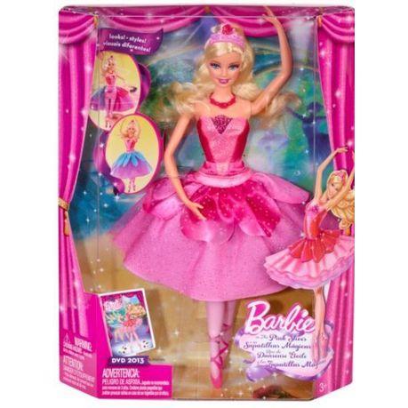 Barbie Barbie Pink Shoes Transforming Ballerina Kristyn Doll