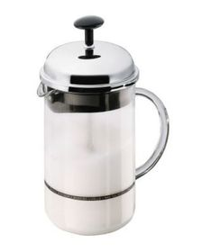 Bodum - Chambord Milk Frother - Stainless Steel and Glass