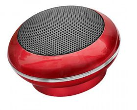Divoom iTour Pop Portable Speaker - Red