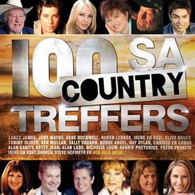 100 Oorspronklike Country Treffers - Various Artists (CD)