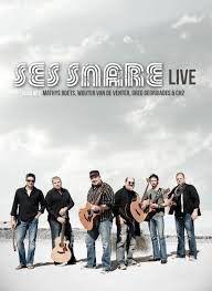 Ses Snare & Vriende - Ses Snare & Vriende Live (DVD)