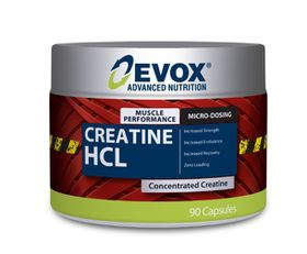 Evox Creatine Hcl Capsules - 90'S