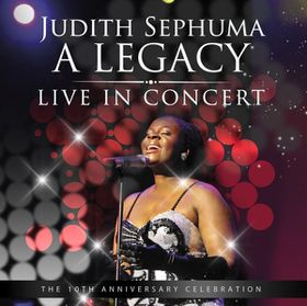 Sephuma, Judith - The Experience - Live In Concert (DVD)