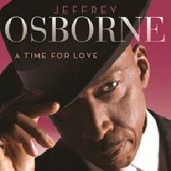 Osborne, Jeffrey - A Time For Love (CD)