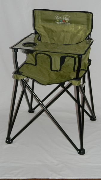 Baby Portable Travel High Chair Sage