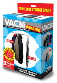 Tevo - Hanging Pack Vac Bag
