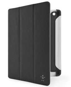 Belkin Apple Protect Pro Tri-Fold Folio for iPad 3 - Black