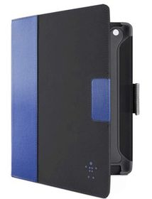 Belkin Apple Protect Cinema Folio for iPad 3 - Blue