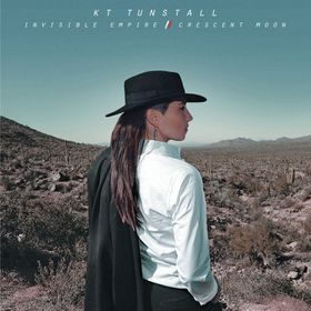Tunstall, KT - Invisible Empire // Crescent Moon (CD)