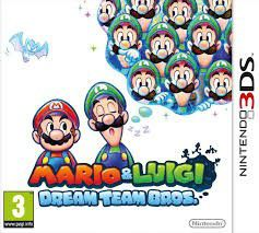 Mario & Luigi: Dream Team Bros. (3DS)