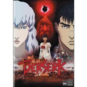 Berserk:Golden Age Arc II/Battle for - (Region 1 Import DVD)