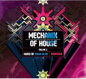 Mechanix Of House Vol 2 - Various Artists (CD)