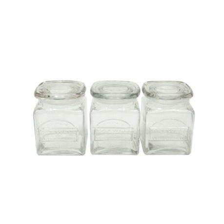 Maxwell Williams Olde English Gl Storage Jars Set