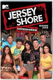 Jersey Shore Season Five (Import DVD)