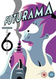 Futurama: Season 6 - (Import DVD)