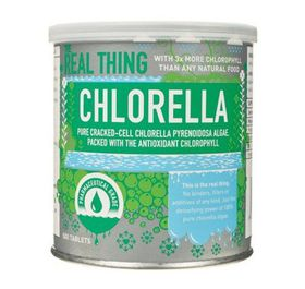 The Real Thing Chlorella Tablets - 500