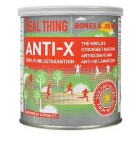 The Real Thing Anti-X Capsules - 60