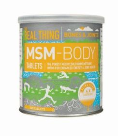 The Real Thing MSM-Body Tablets - 120