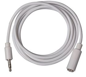Ellies Male to Female Mini Jack Plug Cable for iPod/iPhone