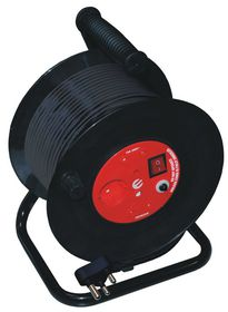 Ellies Extention Reel(10A) with Surge Protector (2) - 25m