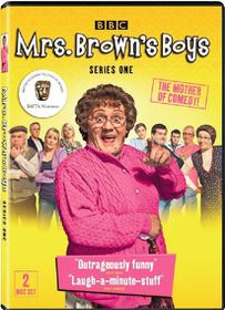 Mrs Browns Boys Season 1 (DVD)