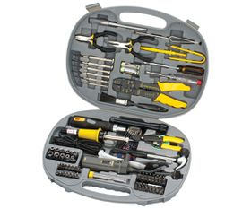 Sprotek 145 Piece Computer Maintainance Tool Kit