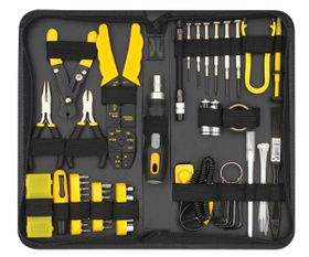 Sprotek 58 Piece PC Tech Tool Kit