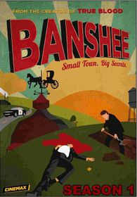 Banshee Complete First Season (DVD)