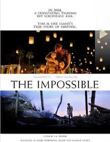 The Impossible (2012)(DVD)